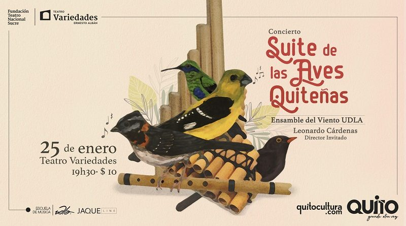 SUITE AVES