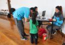 Niños de los Centros de Desarrollo Infantil reciben evaluaciones en salud