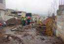 Constatación del avance de obras en Llano Chico