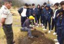 La Administración Zonal La Delicia apoya la campaña Reforestando Quito