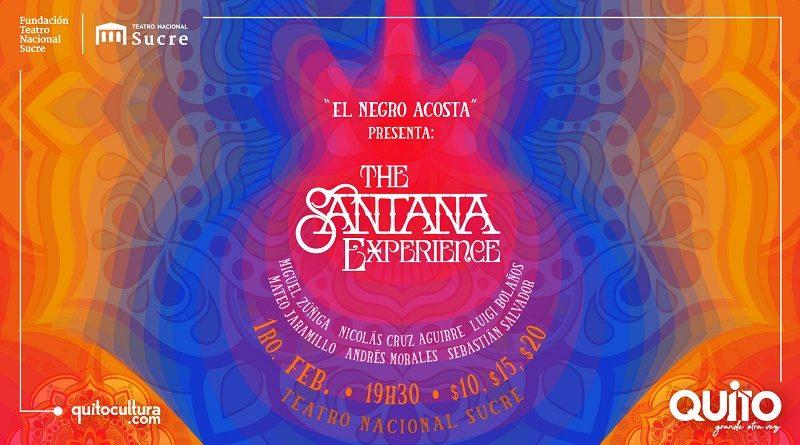 THE SANTANA EXPERIENCE
