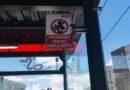 Paradas del transporte municipal cuentan con señalética