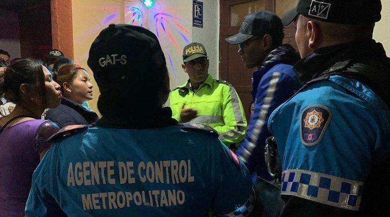 Operativos de control SIPAQ