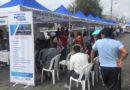 Municipio móvil cierra febrero en Amaguaña