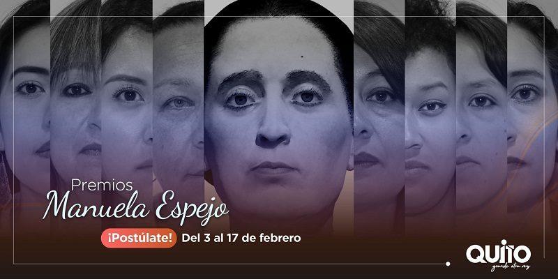 PREMIO MANUELA ESPEJO