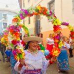 Adultos mayores de 60 y PiQuito dieron inicio a la fiesta carnavalera