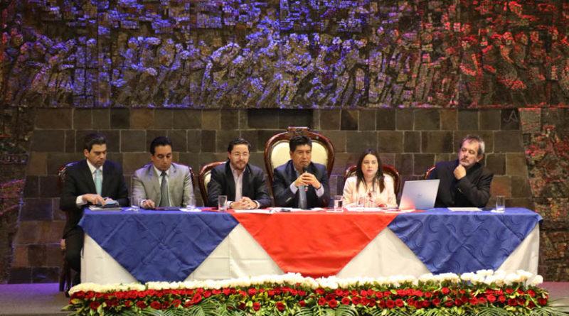 Asamblea de Quito 19 febrero 2020