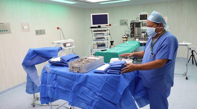 Complejo Quirúrgico Padre Carollo