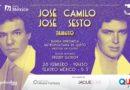 Camilo Sesto y José José suenan con la Banda Sinfónica Metropolitana de Quito