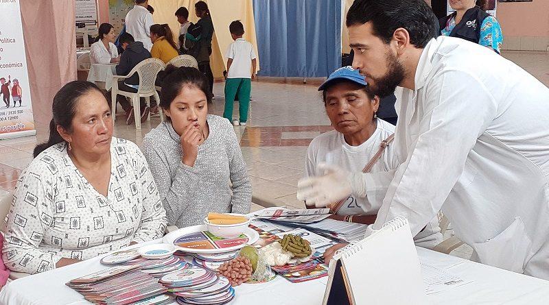 Jornada médica Lucha de los Pobres