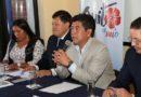 Alcalde de Quito visitó parroquia de Calderón