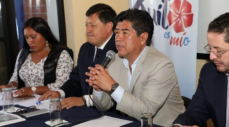 Mesa de acción Calderón