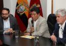 Municipio de Quito y sector productivo analizaron temas de seguridad