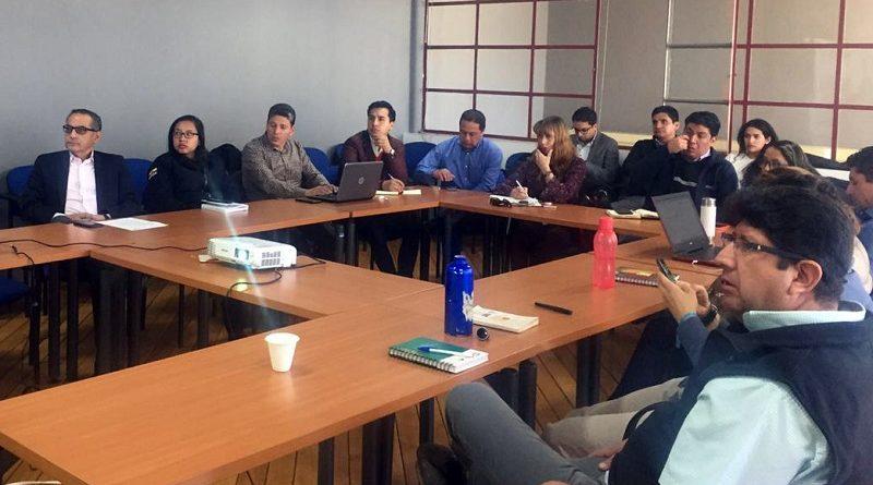 Secretaría de Salud participa en mesa de Cambio Climático