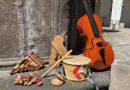 Taller de elaboración de instrumentos musicales en el Museo del Carmen Alto