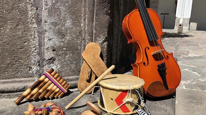 TALLER instrumentos musicales