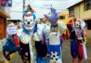 Familia y comunidad de La Delicia se divirtieron en este Carnaval 2020