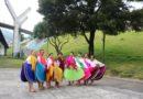 Grupo de danza Zapateando festeja su aniversario