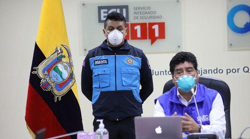 """""""El aislamiento social es la única herramienta de protección en países como Ecuador"""""""