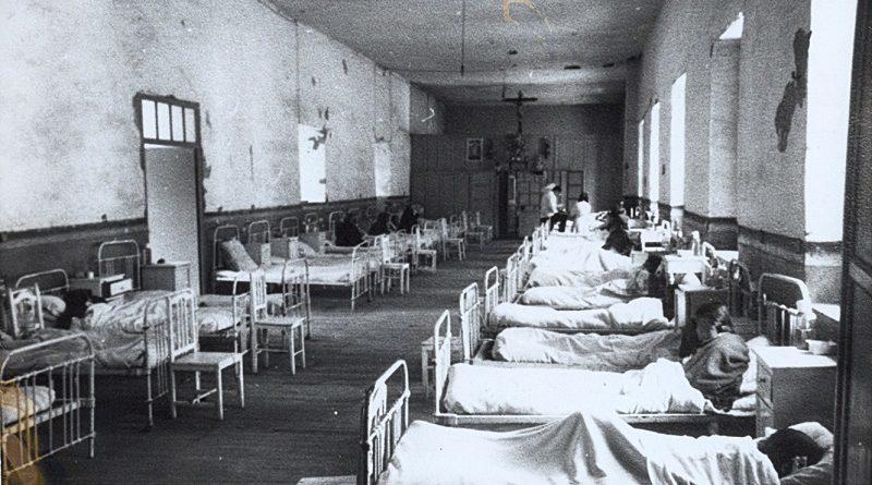 Historia hospitalaria