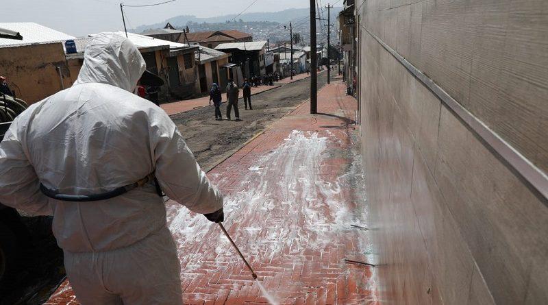 Limpieza San Roque