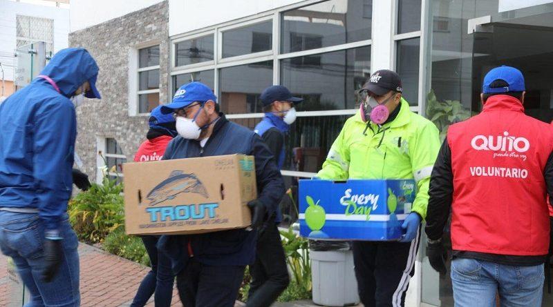 Quito Honesto vigila donaciones