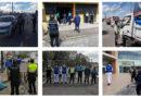 No cesan los operativos de control de seguridad en las parroquias de Tumbaco
