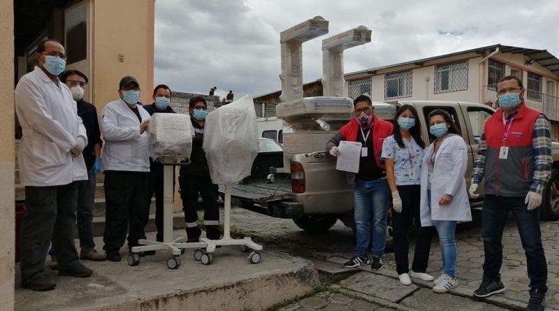 MDMQ apoya a Maternidad Isidro Ayora