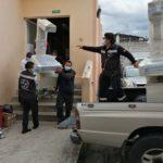 Maternidad Isidro Ayora recibe apoyo del Municipio de Quito en estado de emergencia
