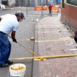 Nuevas medidas de ingreso al mercado de San Roque