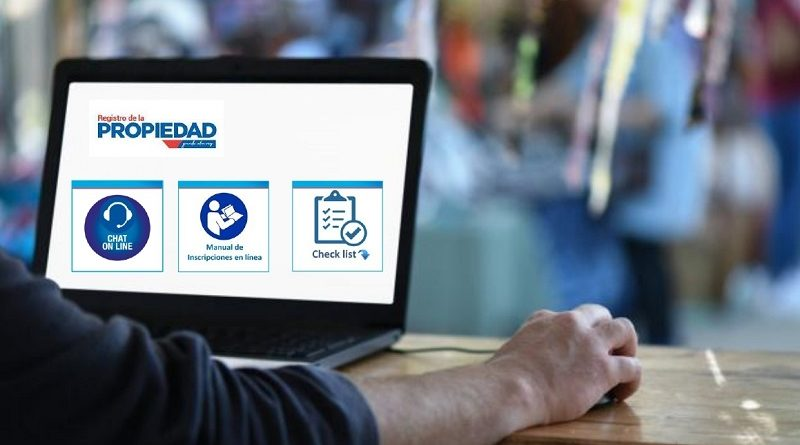RDP implementa inscripciones en línea