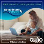 ConQuito continúa con su labor de capacitación online a la ciudadanía