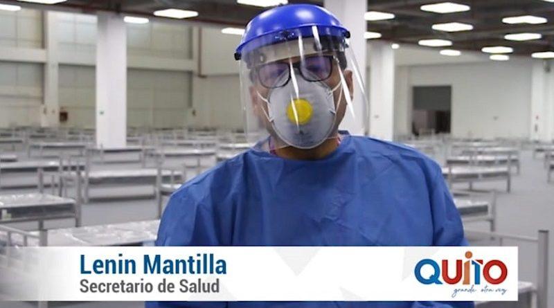 Trabajo interinstitucional noroccidente de Quito