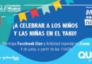 Yaku invita a celebrar a los niños y las niñas