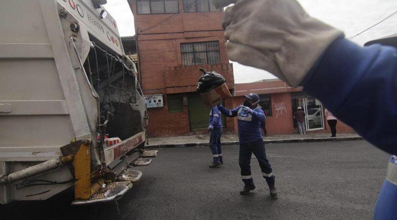 143 mil toneladas de residuos sólidos recolectados en Quito