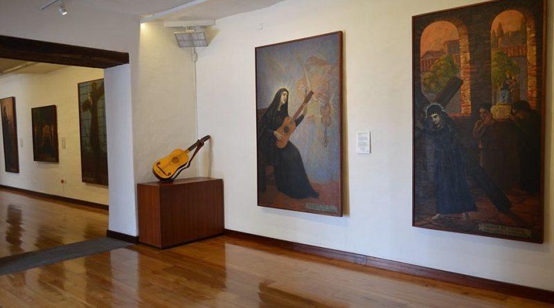 Vihuela de Santa Mariana de Jesús