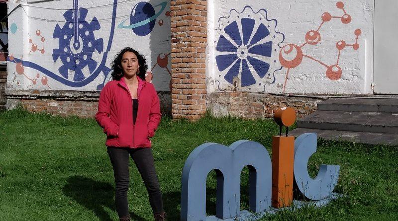 Entrevista Paola Santacruz