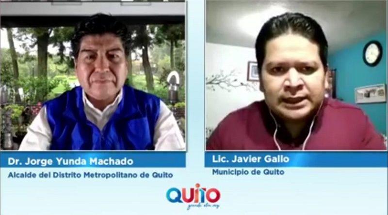 Municipio toma medidas para reactivar economía en Quito