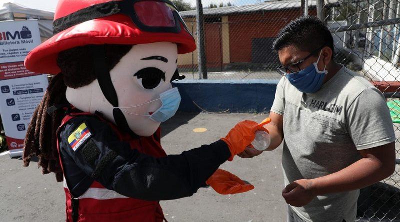 Primera Feria Sanitaria Segura del Barrio