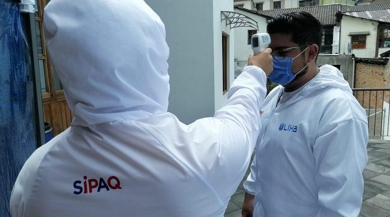 Retorno laboral paulatino del SIPAQ