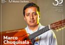Nuestros músicos: Marco Chuquisala el charango es su pasión