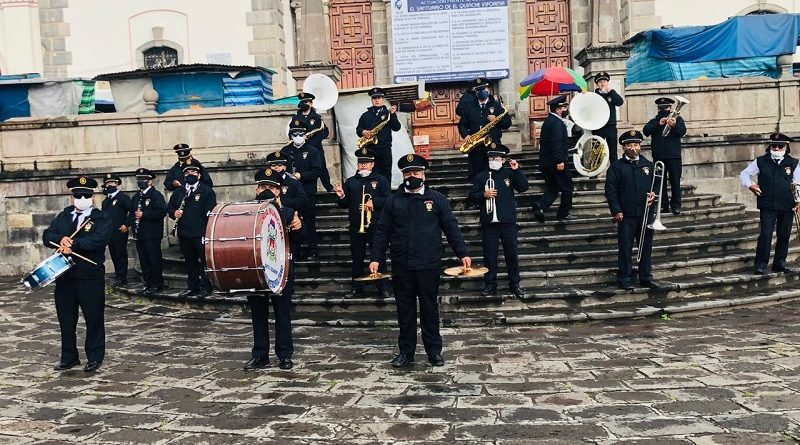 La Banda Municipal de Quito cumple 87 años