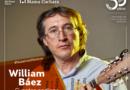 Nuestros músicos: William Báez su vida es la música