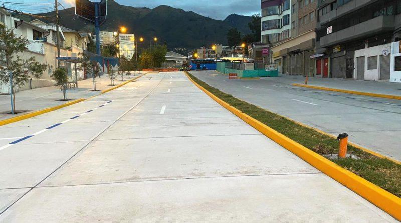 Apertura calle Marchena