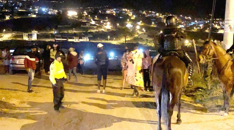Operativos en Quito