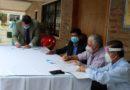 Inauguración del proyecto de control comunitario de covid-19 y servicios esenciales del primer nivel de atención