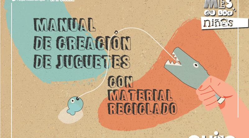 MANUAL CREACIÓN DE JUGUETES