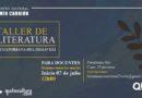 Taller de literatura ecuatoriana del siglo XXI para docentes