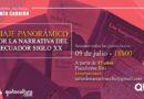 Taller virtual: viaje panorámico por la narrativa del Ecuador en el siglo XX