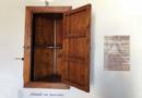 El torno del monasterio del Carmen Alto